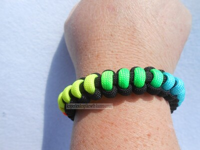 Bracelet Curling Millipede (1)