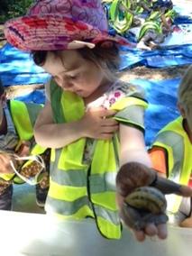 La ferme des escargots