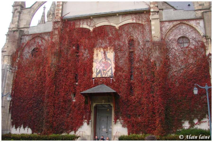 Eglise St Aubin - Rennes
