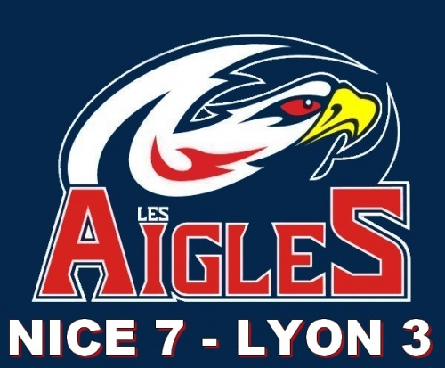 NICE 7 - LYON 3