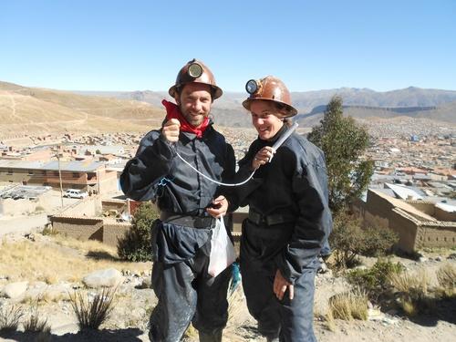 Potosi et les mines