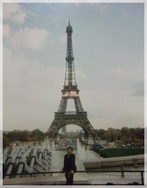Une thaïlandaise en France !
