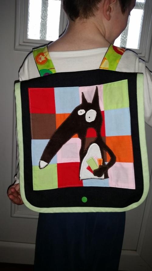 Le sac de Loup