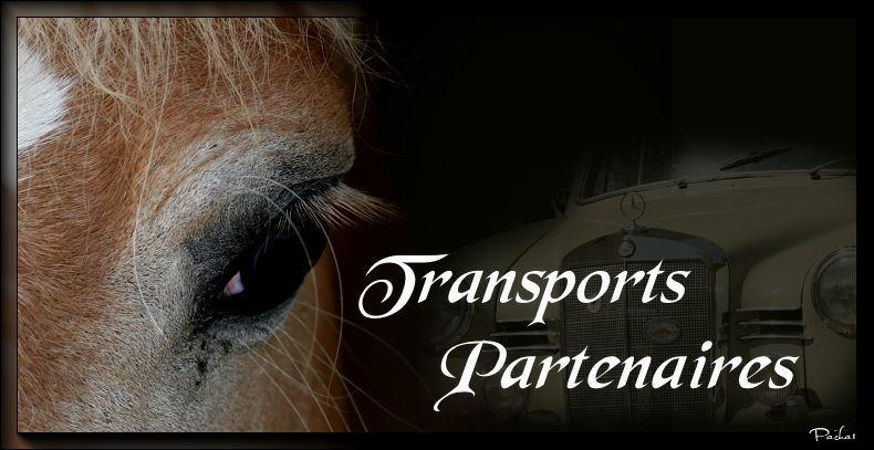 Transporteurs partenaires