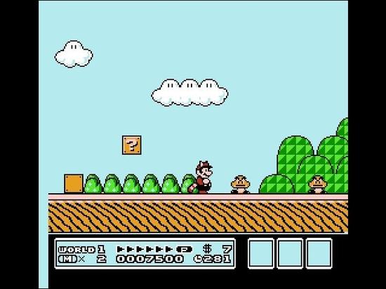 Super Mario Bros 3 s