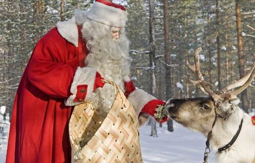 Le conte de Noël du lundi ... !!!
