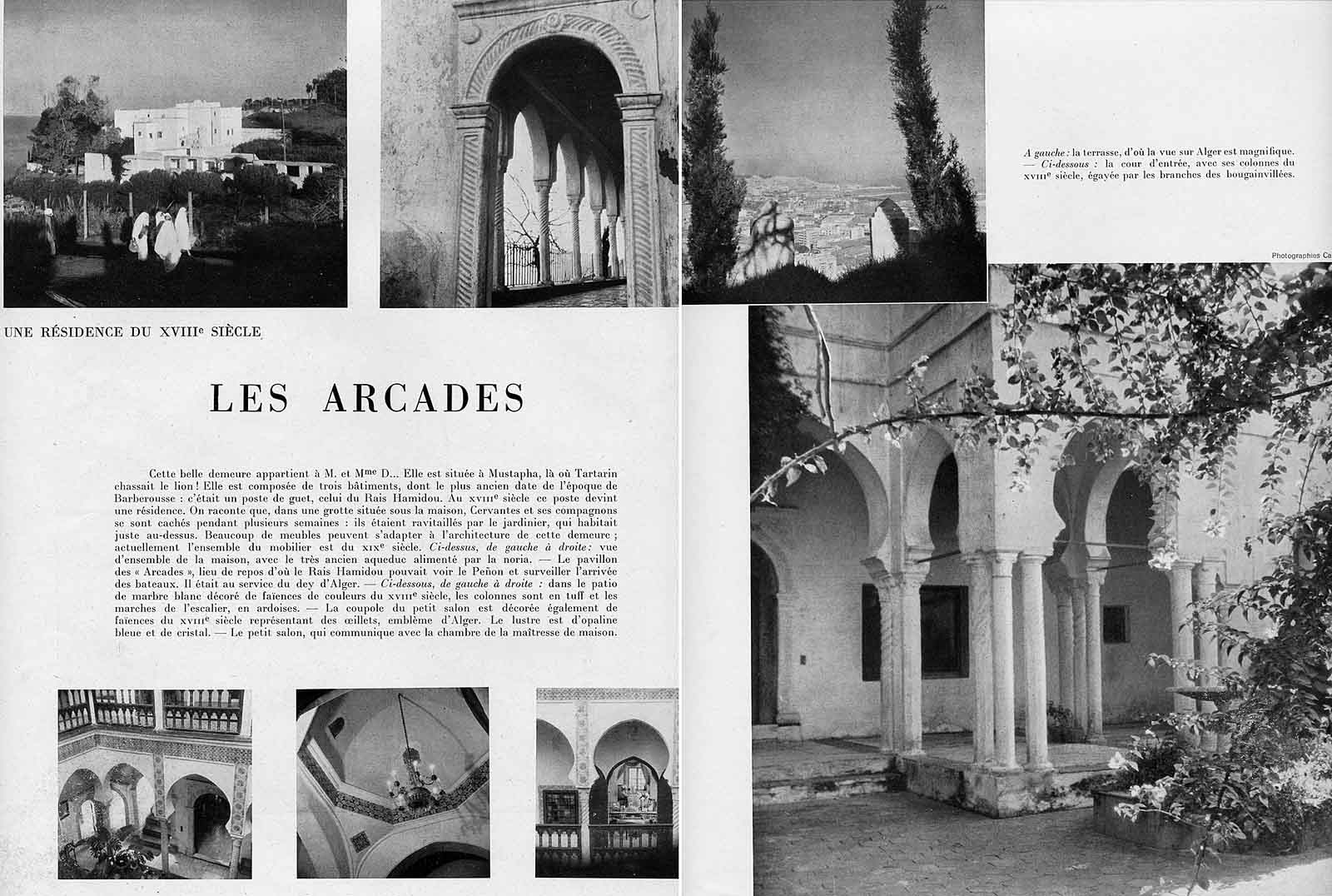 Belles demeures : Les Arcades