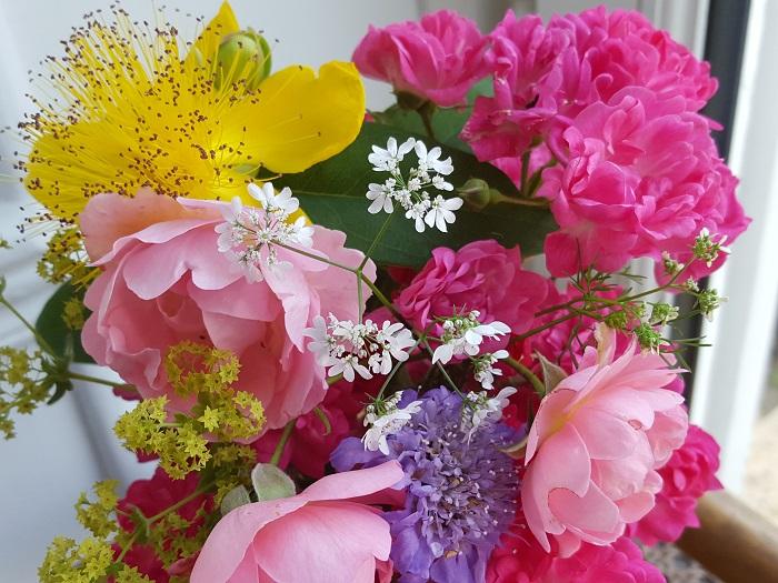 Bouquet dominical