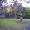 Lisbonne - Pat dans le parc Monsanto