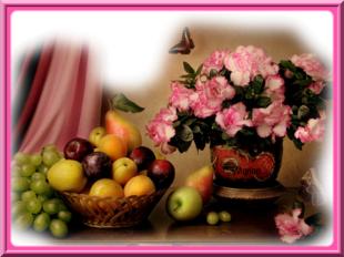 le fruit de l'Esprit, c'est l'amour
