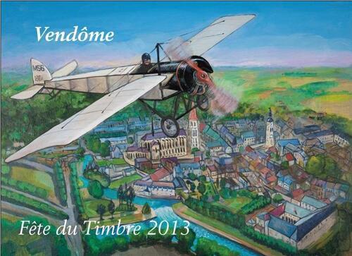 Fête du timbre 2013