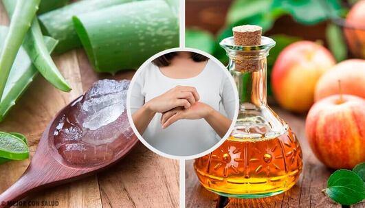 15 remèdes pour traiter les champignons sur la peau