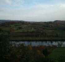 Vallée de la Dordogne vue de Marqueyssac