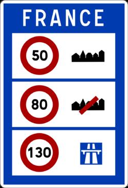 L'Autriche passe de 130 à 140 km/h pour assurer la sécurité routière