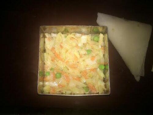 Galettes de légumes..au four pour pas trop d'huile^^