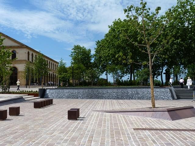 Place de la République Metz 2 Marc de Metz 2011