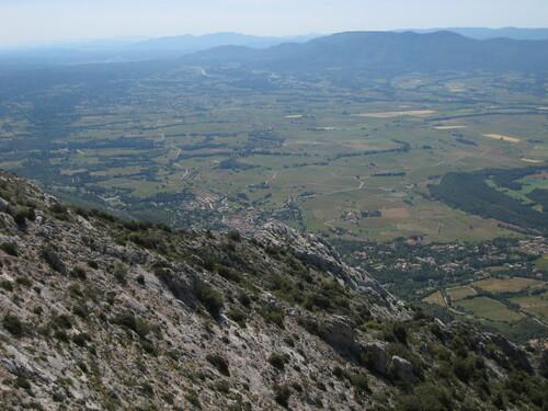 Sur les pentes du Mont Ventoux