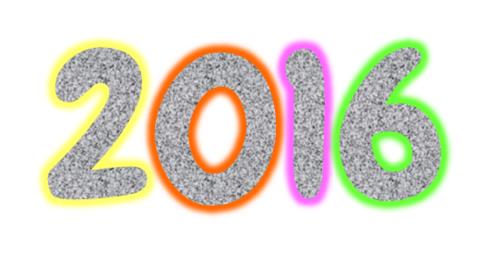 Meilleurs vœux pour 2016 - Bonne année à tous !