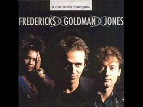 FREDERICKS GOLDMAN JONES - Nuit (1990)  (Chansons françaises)
