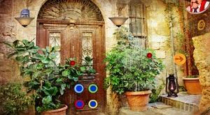 Jouer à Pictorial greek street escape