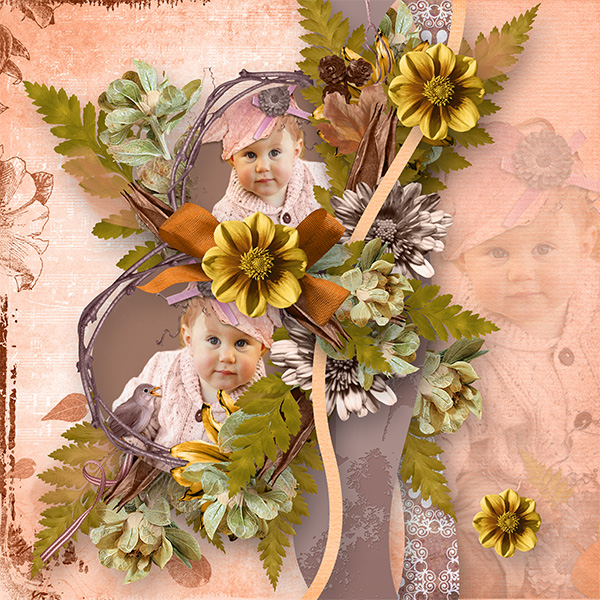 Fall Wishes de Angelique's scrap