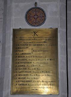 François Migoret, Curé de Laval, martyr guillotiné