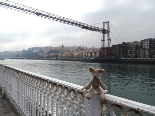 Premier zour à Bilbao