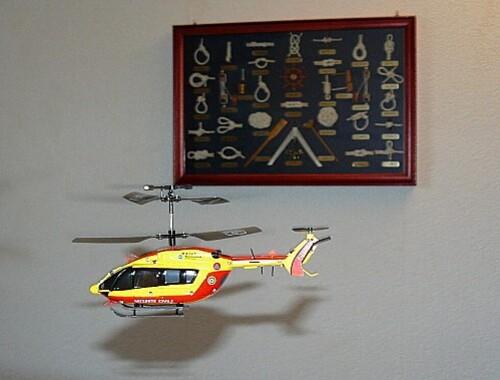 EC145 Sécurité Civile - MODELCO