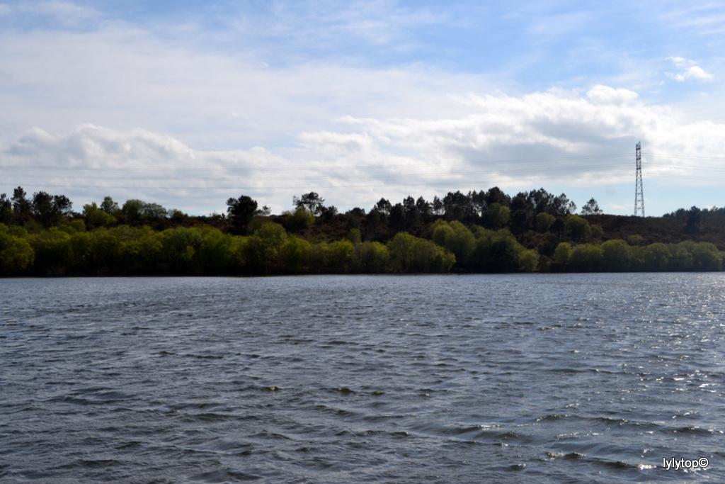 Le lac de Bruyère à Millières (3)