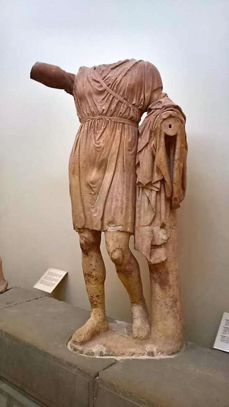Musées  Delphes Grèce.