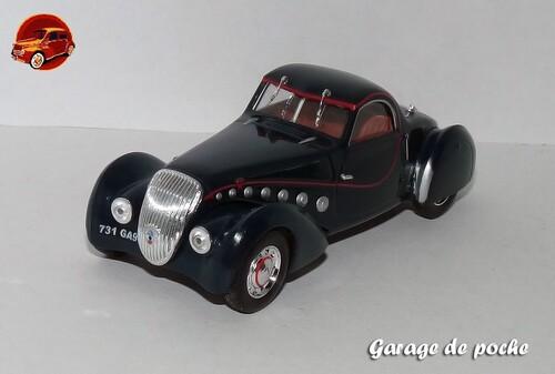 Peugeot 302 Darl'Mat coupé 1937