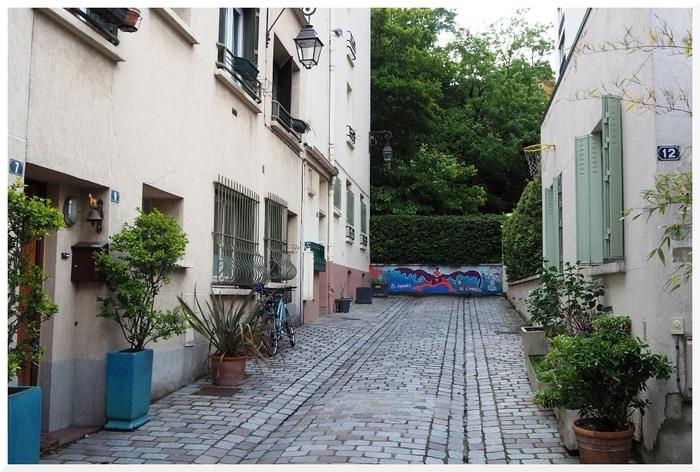 Impasse Canart. Paris 12ème.