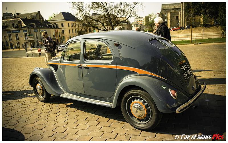 Lancia Aprilia 1936