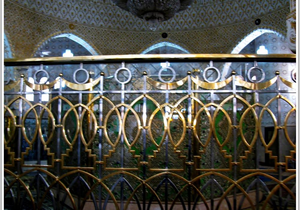 la grand Mosquée de touba Sénégal