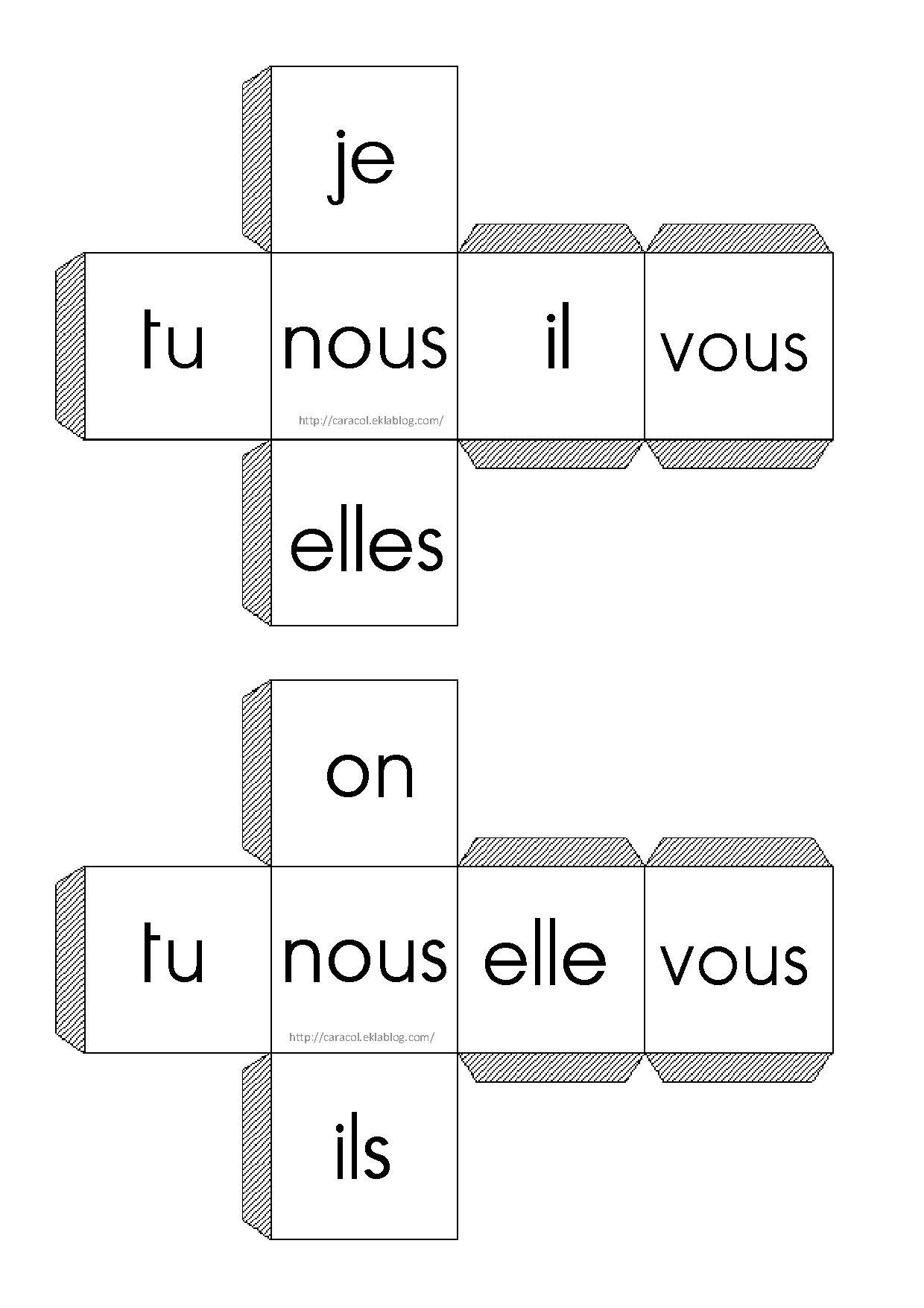 Essayer conjugation