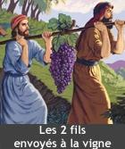 les deux fils envoyés à la vigne