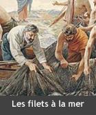 parabole des filets à la mer