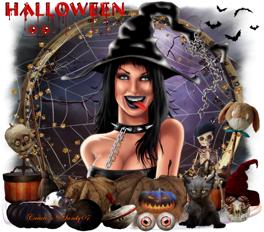 Mes créations.. Halloween