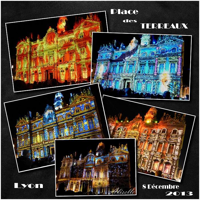 Le 8 décembre à Lyon