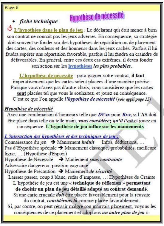 Fiches Techniques du Tournoi des Arbitres du 22/05/2015