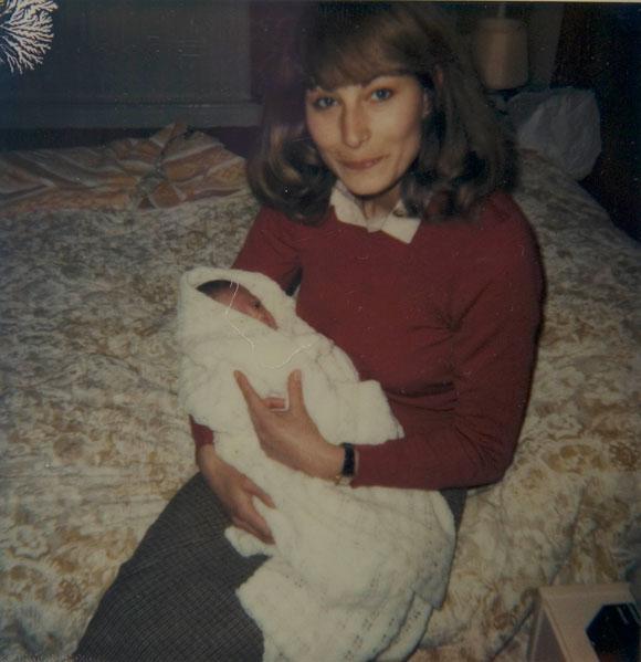 Kate et sa maman