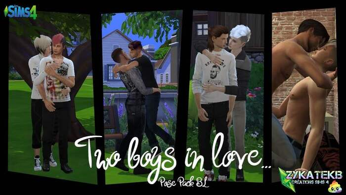 Two boys in love