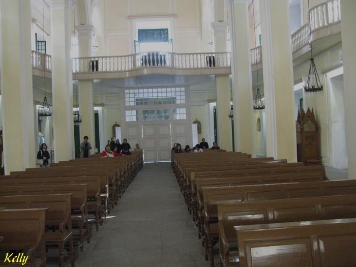 Eglise de Macao,Saint-dominic