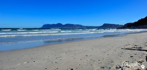 Muizenberg sea side