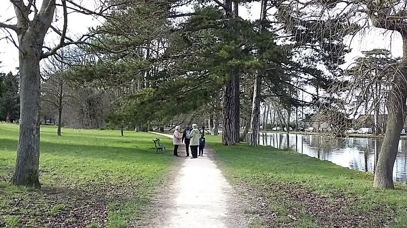 lac de Gravelle - bois de Vincennes - suite