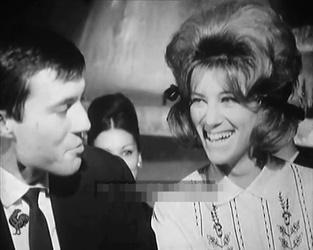 27 octobre 1963 / Bonnes vacances avec Sheila !
