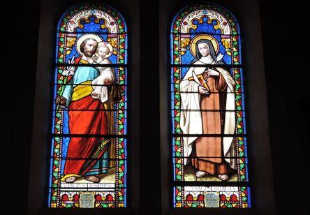 Paulhaguet (dept43) l'église