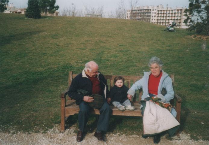 Au parc du XXIème centenaire