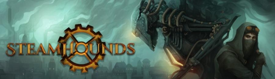 NEWS : Steamhounds, présentation*