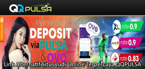 Link Alternatif Situs Judi Online Terpercaya QQPULSA